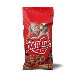 Hrana za pse Darling briketi meso 15kg