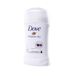 Dezodorans stick Invisible Dry Dove 40ml