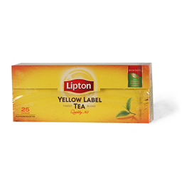 Lipton Yellow Label 25x2g