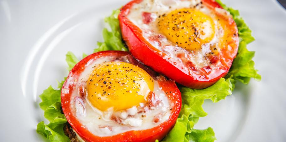 Jaja na oko u paprici