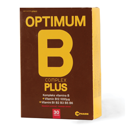 Optimum B Complex plus a 30