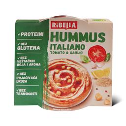 Houmous Italiano Ribella 200g