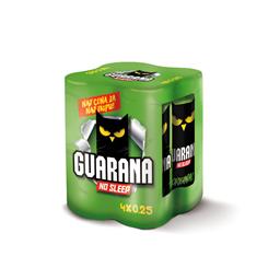 Energetski napitak Guarana 4x0.25l