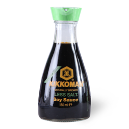 Soja Sos Less Salt Disp.Kikkoman 150ml