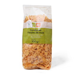 Corn flakes no sugar Bio DLL 300g