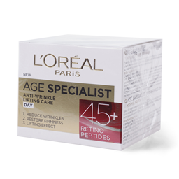 Krema dermoAge spec.45+ day L'Oreal50ml