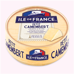 Sir Ile De France Petit Camembert 125g