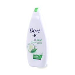 Gel za tusiranje Fresh Touch Dove 750ml