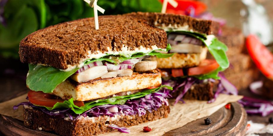 Veganski sendvič