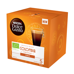 Nescafe Lungo Columbia Dolce Gusto 84g