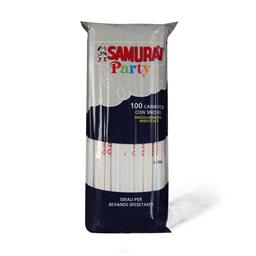 Slamcice - SAMURAI 100 upakovanih