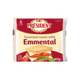 Sir President Emmentaler top.listici120g