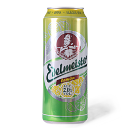 Pivo Edelmeister Lemon 0,5L 2,0%