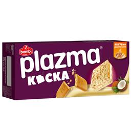 Plazma kocka vafl bela cokolada 130g