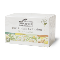 Ahmad Fruit&Herb Selection caj 20/1 35g