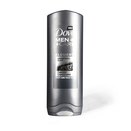 Gel za tus.Dove Men Charcoal&Clay 250ml