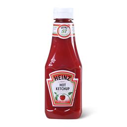 Ketchup hot 342g, Heinz