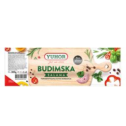 Budimska salama vakum Yuhor 300g