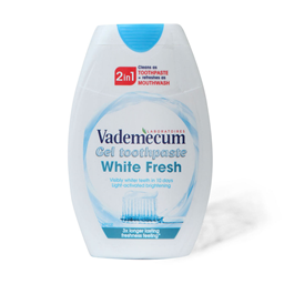 Pasta za zube 2u1 White Fresh Vadem 75ml
