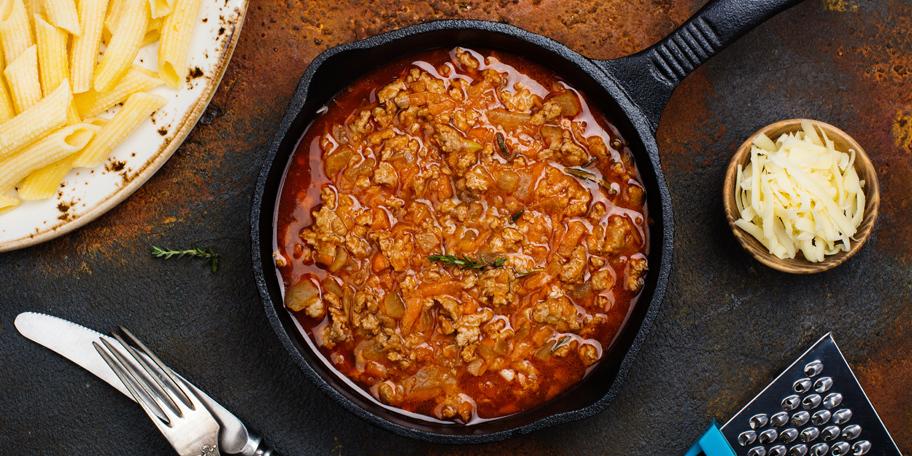 Italijanski bolonjeze sos
