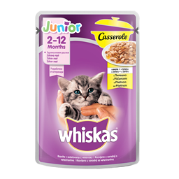 Whiskas Cass. Junior piletina 85g