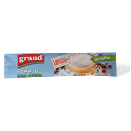 Ice Coffee Grand Freeze Irish cream 16g