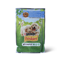 Friskies preliv za pse Jun Pil 100g