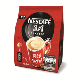 Kafa instant Classic 3u1 Nescafe 165g