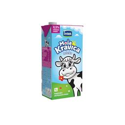 Mleko 0.5%mm Moja kravica TB slim 1L