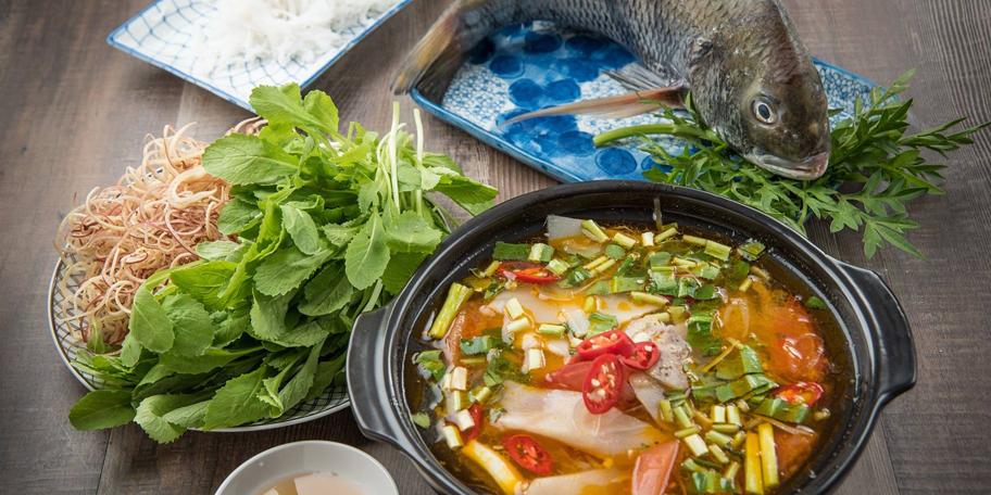Pikantna riblja supa