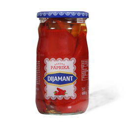 Paprika fileti barena Dijamant 680g