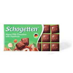 Cokolada sa lesnikom Schogetten100g