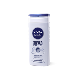 Gel za tusir.Silver Protect Nivea 250ml