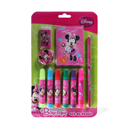 Set skolski Disney 10PCS