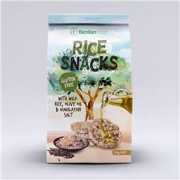 Rice Snacks himalaj.so Benlian Food 50gr
