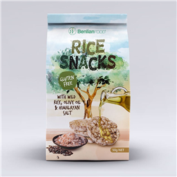 Rice Snacks himalaj.so Benlian Food 50gr