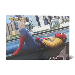 Crtaci Blok BR.4 Spiderman