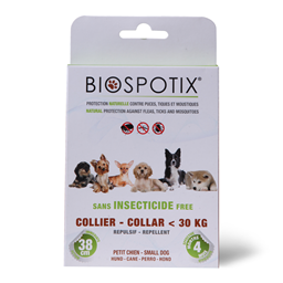 Biospotix Small dog collar
