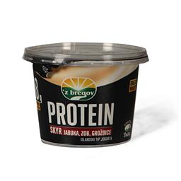 Protein Skyr jabuka, zob, grozdjice 200g