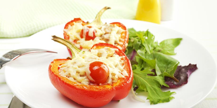 Paprika sa tunjevinom