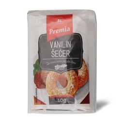 Vanil secer Premia 10x10g