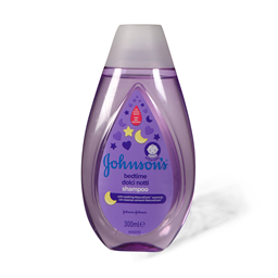 Sampon bedtime Johnson baby 300ml new