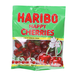 Bombone Happy Cherries Haribo 100g