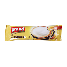 Cappuchino vanila kesica Grand  12.5g