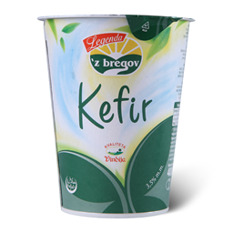 Kefir 3,5%mm Z Bregov 400g