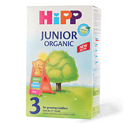 Mleko za odojc.Hipp 3 Jun.Organic 500g