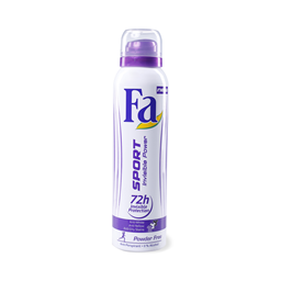 Deosprej Sport Invisible Power Fa 150ml