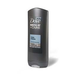 Gel/tusiranje Dove Men Cool Fresh 400ml