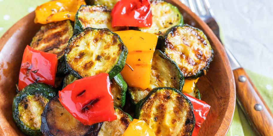 Grilovano povrće