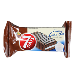 Coko cake bar vanila cream 7Days 32g